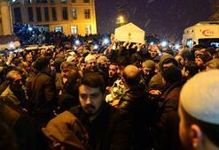 Kuran kursunda öldürülen Nakşibendi Şeyhi Abdulkerim Çevik toprağa verildi