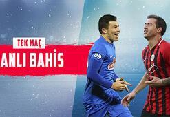 Çaykur Rizespor-Gençlerbirliği maçının heyecanı Misli.comda...
