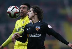 Fenerbahçenin Ziraat Türkiye Kupasında konuğu Kayserispor