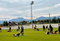 KKTCde bir ilk; FIFAya üye bir ülkenin takımı kamp için ülkeye geldi