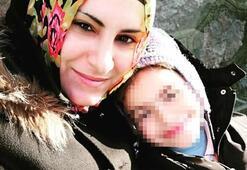 Sevgilisini, evine gidip oğlunun gözleri önünde öldürdü
