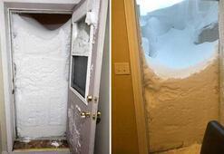 Kanada'nın doğusunda kar kalınlığı 10 saatte 2 metreyi aştı