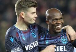Süper Ligin en iyi hücum ikilisi: Sörloth-Nwakaeme