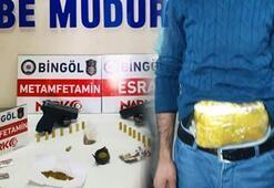 Bingölde operasyon 11 kişi tutuklandı