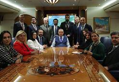 Son dakika... Cumhurbaşkanı Erdoğan: Hafteri bizi tahrik etmek için çağırdı