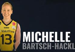 Michelle Bartsch-Hackley VakıfBankta