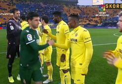 Villarreal Espanyola boyun eğdi 2-1
