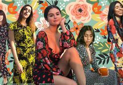 Trend alarmı: Çiçek desenleri