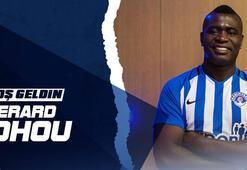Transfer haberleri | Kasımpaşa, Gerard Gohou transferini açıkladı