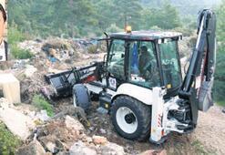 Bodrum'dan 65 ton atık çıktı