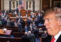 Trump için 110 sayfalık savunma Başkanı hızlıca aklayın