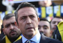 Fenerbahçede başkan Ali Koçtan transfer açıklaması