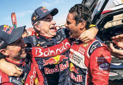 Yaşlanmayan şampiyon Carlos Sainz Dakar Rallisi'nde...