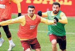 Galatasarayda 60'tan sonra düşüş var