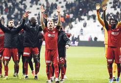 Mühendislik harikası Sivasspor