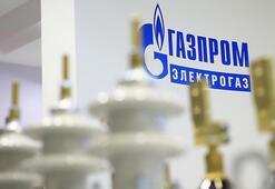 Gazprom, yurt dışı varlıklarına yönelik tedbirin kalktığını duyurdu