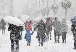 Kar geliyor Meteorolojiden hava durumuna ilişkin son dakika açıklaması