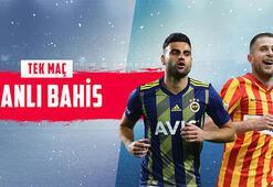 Fenerbahçe, Kayseriyi konuk ediyor Heyecan Misli.comda...