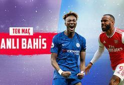 Chelsea-Arsenal maçının heyecanı Misli.comda