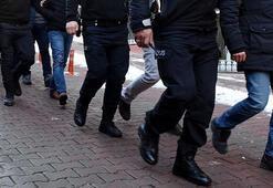 FETÖnün hücre evlerine yönelik operasyonda 20 gözaltı