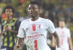 Son dakika transfer haberleri | Gelson Dala Antalyaspordan ayrıldı