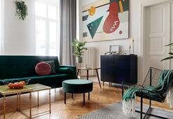 Rahatlatıcı etkisiyle kadife ev dekorasyonu önerileri