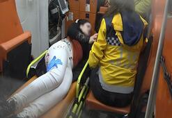 Esenyurtta gasp dehşeti: Genç kızı bıçaklayarak gasp etti