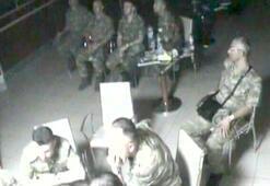 Dava bitmeden darbecilerin toplantı görüntüleri ortaya çıktı