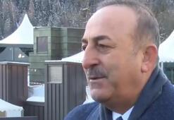 Son dakika... Çavuşoğlu: Hafter askeri çözüm istiyor