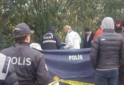 Otoyol kenarında battaniyeye sarılı ceset bulundu