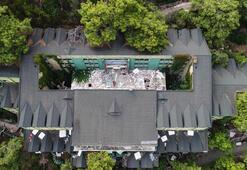 Kemerde hayalet otel icradan 96 milyon liraya satılık