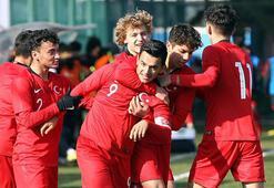Melih Bostan yıldızlaştı, Ege Kupasını Türkiye kazandı