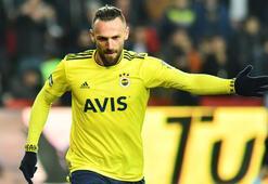 Son dakika - Fenerbahçede Vedat Muriç disipline sevk edildi PFDK sevkleri...