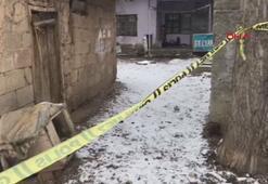 Kırşehirde kadın cinayeti