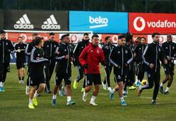 Beşiktaş, kupada Büyükşehir Belediye Erzurumspor ile oynayacağı maça hazır