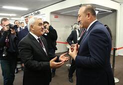 Dışişleri Bakanı Çavuşoğlu Davosta