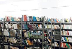 Milli kütüphane arşivi yeniden düzenlendi