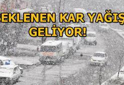 Son dakika | Meteoroloji saat verip uyardı İstanbula kar yağacak mı 23 Ocak il il hava durumu raporu