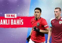 Manchester United, Burnleyi konuk ediyor Heyecan Misli.comda...