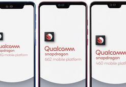 Qualcomm yeni Snapdragon işlemcilerini tanıttı