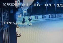 Dövüp, otomobile bindirdikleri Afganı gasp eden 3 kişi tutuklandı