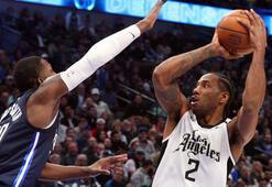 NBAde Clippers, Mavericksi deplasmanda yendi