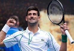 Avustralya Açıkta Djokovic tam gaz