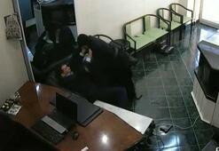 Kadın giysisi giyerek kuyumcu dükkanını soymaya çalıştı