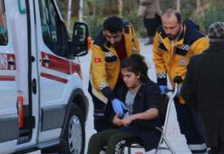 3 aile, 9 kişi... Apar topar hastaneye kaldırıldılar