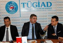 TÜGİAD Başkanı Şohoğlu 2020 yılı öngörülerini anlattı