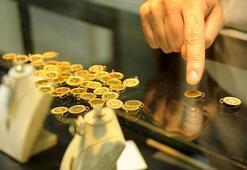 Altın fiyatlarında Fed etkisi Toplantı öncesi düşüyor