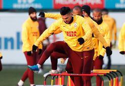 Galatasaray, Çaykur Rizespor maçı hazırlıklarını tamamladı