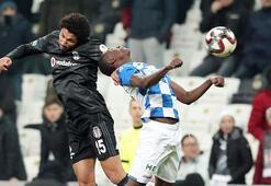 Ziraat Türkiye Kupasında şok Beşiktaş - B.B. Erzurumspor: 2-3