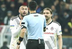Beşiktaş haberleri   MHKyı karıştıran penaltı Burak Yılmaz...